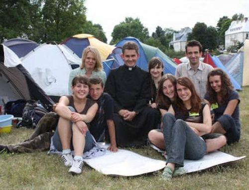 Ewangelizacja na festiwalu życia w Kodniu – 2008.07.22