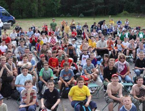 Ewangelizacja na koczowisku ministranckim w Opolu Nowym – 2008.06.21