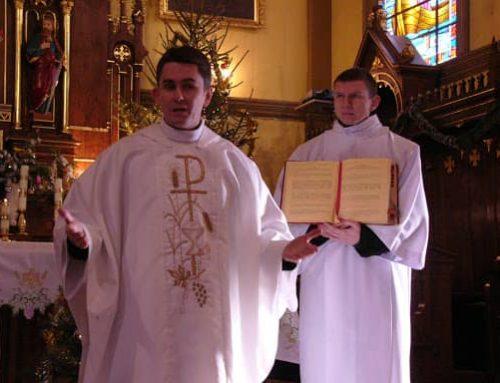Rekolekcje w Paprotni – 2007.11.28