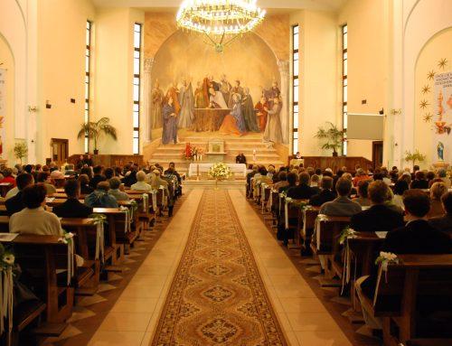 Diecezjalne Czuwanie Wspólnot (08.06.2019)