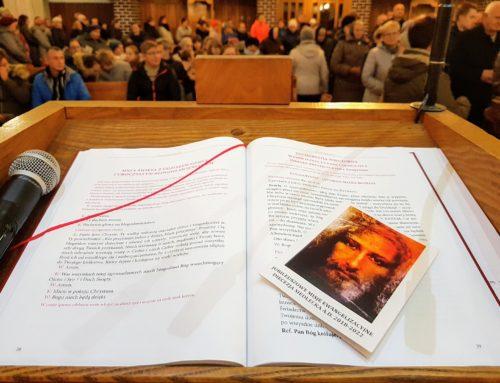 Trwają Misje Ewangelizacyjne w Żukowie (10-17.11.2019)