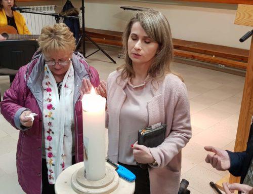 Posługa modlitwą wstawienniczą (16.01.2020)