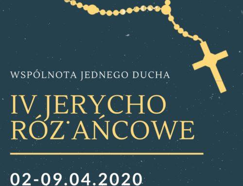 IV Jerycho Różańcowe (02-09.04.2020)