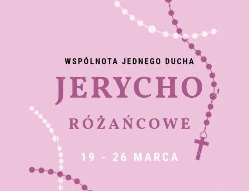 II Jerycho Różańcowe WJD (19-26.03.2020)