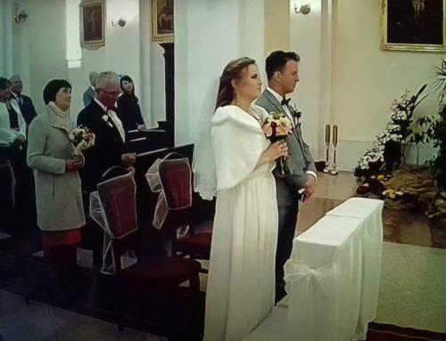 Życzenia dla Pauli i Arka