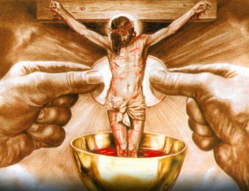 Trzecia katecheza mistagogiczna (14.05.2020)