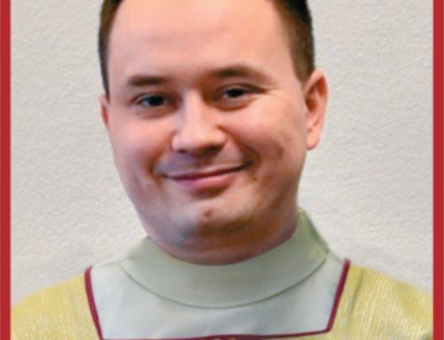Wspólnotowa prymicja ks. Krzysztofa (25.05.2020)