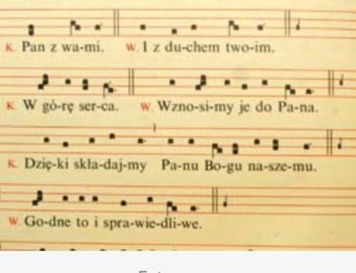 Czwarta katecheza mistagogiczna (21.05.2020)