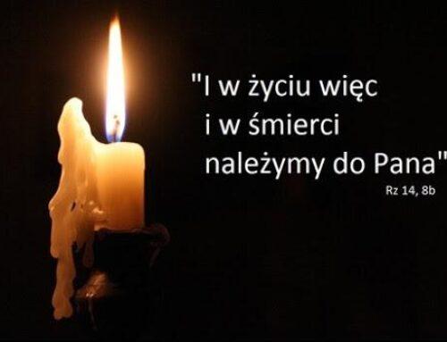 Eucharystia w intencji zmarłych (05.11.2020)