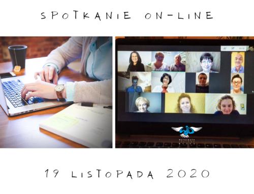 Spotkanie formacyjne w sieci (19.11.2020)