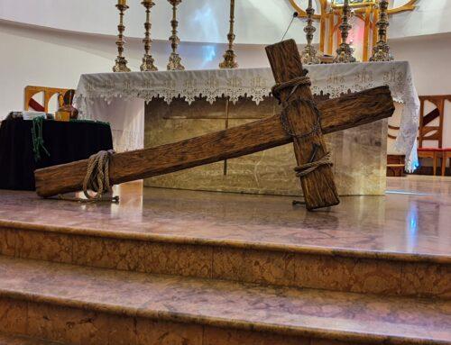 Historia powstania nabożeństwa Drogi Krzyżowej (25.03.2021)