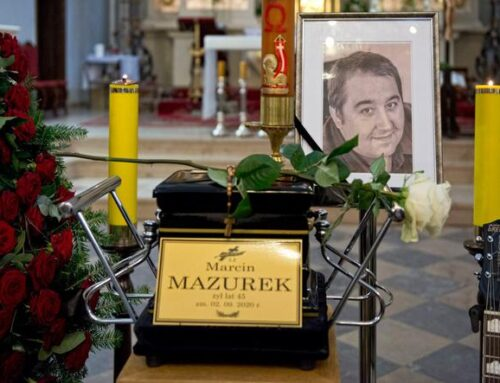 Zapowiedź spotkania w 1-szą rocznicę śmierci Maziego (02.09.2021)